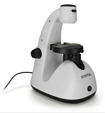 Plugable USB Inverted Optical Microscope with 800x Magnification