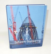 Software Engineering 10th Edition Ian Sommerville US Edition Hardcover Textbook