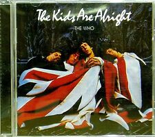 THE WHO 'THE KIDS ARE ALRIGHT' 17-TRACK CD