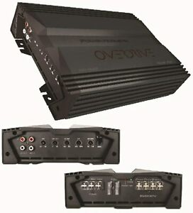 Power Acoustik Overdrive OD1-1500 1500 Watt Monoblock Car Subwoofer Amplifier