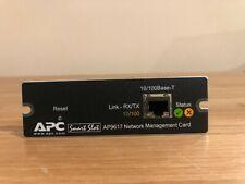 APC AP9617 Network Management Card APC AP9617 Smart Slot (APC AP 9617)