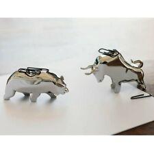 Büroklammern Spender Halter magnet edles Design Geschenkidee Chef Schreibtisch.