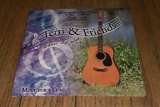 Terri & Friends There Is Hope Music For A Cure Fight Brain Tumors Cancer CD rare