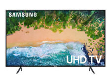 "Samsung 7 Series 50NU7100 Flat 50"" 4K UHD Ultra HD Slim Design Smart LED TV 2018"