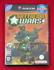 Pal version Nintendo GameCube Battalion Wars