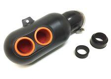 Tuning Doppel Luftfilter Airbox 28, 35, 50mm Motorrad Roller Mofa Moped