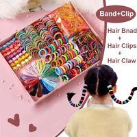 1Set Girls Hair Bands Hairpins Flower Hair Claws Hair Clip  Hair Accessories