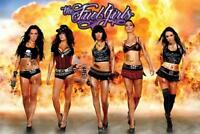 The Fuel Girls - Maxi Poster 91.5cm x 61cm new and sealed