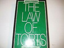 Law of Torts by Fleming, John G.-ExLibrary