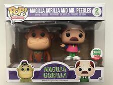 Funko Pop! Magilla Gorilla & Mr. Peebles NEON - Limited to 3000 Pieces