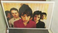 The Verve Poster New 2007 Rare Vintage Collectible Oop