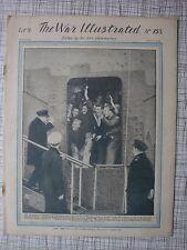 The War Illustrated #158 (Pantelleria, Lampedusa, RAF Mosquito, Typhoon Mustang)