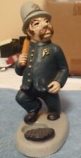 Ceramic Statue: 1999 Pinkerton's Security (Limited Edition) Security Officer