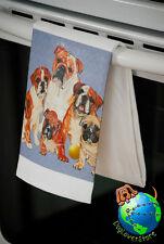 Bulldog Kitchen Hand Towel