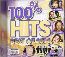 Best Of 2014 CD (Ed Sheeran/Jess Glynne/Coldplay/Charli XCX/Gabrielle Aplin/Sia)