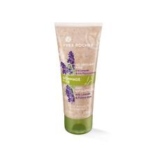 Yves Rocher Foot Exfoliating Gel Lavender Soothing Scrub Vegan Repairing 75 ml