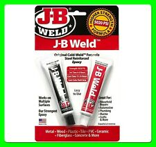 JB Weld Original Cold Weld [JB8265] Steel Reinforced Epoxy Glue * Stronger Bond*