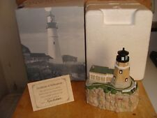 Harbour Lights Split Rock Minnesota Lighthouse 1995 Commemorative Stamp Series