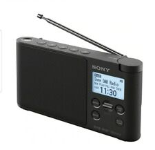 SONY XDR-S41D DAB+ FM PORTABLE DIGITAL RADIO - WHITE