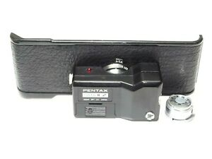 Rare Pentax Watch Data LX Back - For Pentax LX - Clean and Checked - Nice!