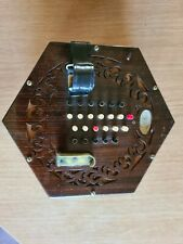More details for wheatstone 48-key english concertina