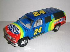 Jeff Gordon NASCAR Brookfield Collectors Guild Chevy Suburban 1:25 Diecast Bank