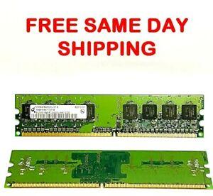 HYNIX 512MB 1RX8 PC2-4200U-444-12-DO ITEM 752339-B2