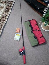 Fishing rod and reel combo Ready 2 Fish