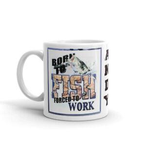 Personalised Fishing Mug Cup - Christmas Korda Guru Present Gift Funny