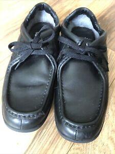 Mens Clarks Moccasin Size 6 Slimfit Shoes