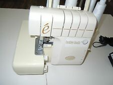BABY LOCK IMAGINE SERGER BLE1AT WITH MANUALS