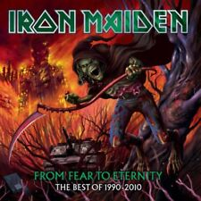 Iron Maiden - From Fear To Eternity - The Best Of 1990-2010 (2CD) - CD - New