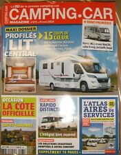 Camping Car N° 271 2015 Aires de services Rapido distinction i 90  Lit central