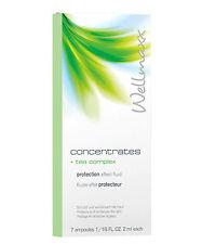 Wellmaxx Gesichtspflege concentrates Ampullen + Teekomplex 7 X 2 ml, 5500502