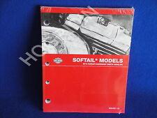 2014 Harley softail parts catalog manual heritage springer fxstb fxst flst
