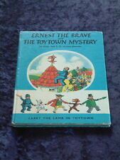 Betty & S G Hulme Beaman - Ernest the Brave and the Toytown Mystery HC