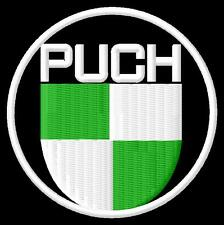 Puch 175 GS 125 HF 250 504 F4T 600 360 ecusson brodé patche Thermocollant patch