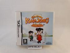 SOLITAIRE MAHJONG ANCIENT CHINA ADVENTURE NINTENDO DS 3DS PAL ITALIANO COMPLETO