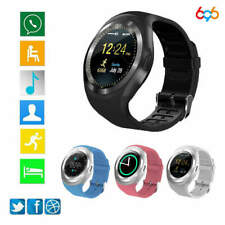 696 Bluetooth Y1 Smart Watch Relogio Android SmartWatch Phone Call Gsm Sim