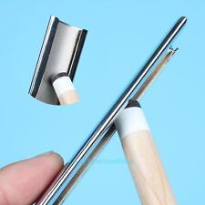 For Snooker Billiard Pool Stick Cue Tip Shaper Burnisher File Repair Tool Kit