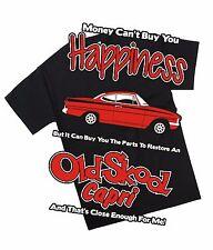 Classic Capri Ford Consul T Shirt Retro Vintage Car Gift Idea S-5XL