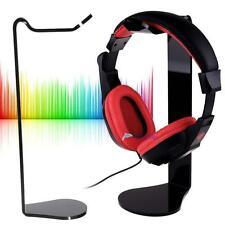 Headphone Display Stand Holder Earphone Headset Glass Hanger Display Rack A TQ