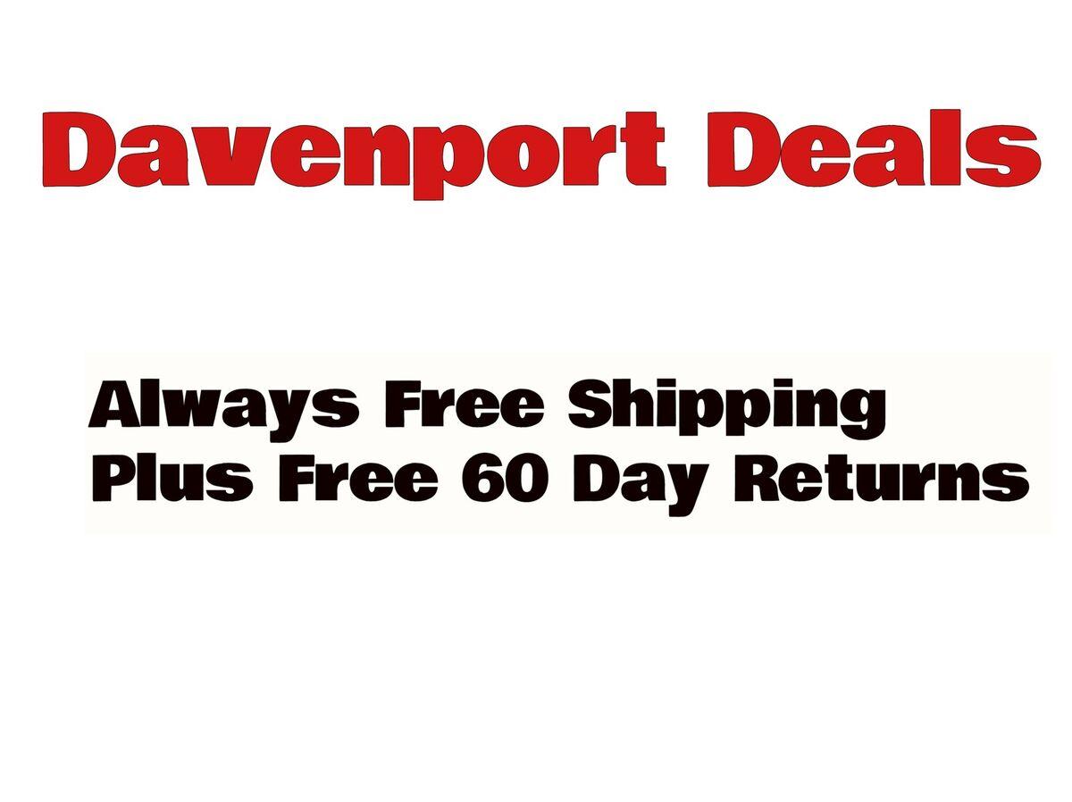 Davenport Deals Free Shipping