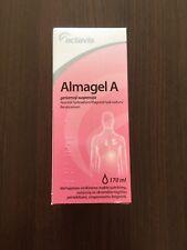 Almagel A-Oral solution-For heartburn, upset stomach, ulcer symptoms-170 ml