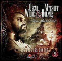 OSCAR WILDE & MYCROFT HOLMES-FOLGE 09 - DAS ERBE DES DOKTORS   CD NEW