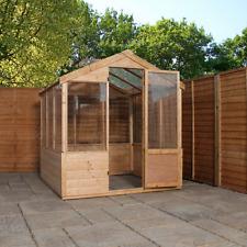 Mercia 8x6 Budget Greenhouse