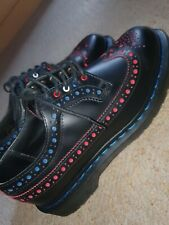 Dr Martens Smooth Slice CORE 3990 BROGUE SHOES UK 5 Eur 38.Brand New