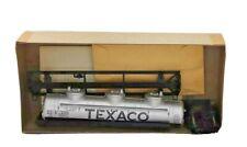 HO Athearn Texaco Tank Car 3 dome 270  unbuilt in box
