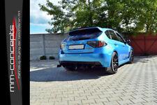 CUP Dachspoiler Ansatz CARBON für Subaru Impreza WRX STI Bj. 09-11 Heck Aufsatz