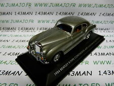 coche 1/43 ROAD SIGNATURE : BENTLEY continental de tipo R Franay 1954